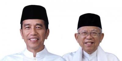 Real Count KPU Terbaru, Jokowi-Ma'ruf Unggul 54,32%