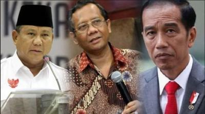 Belajar dari Cara Komunikasi Politik Mahfud Md untuk Merangkul Jokowi dan Prabowo