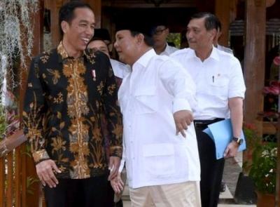 Berharap pada Pertemuan Jokowi-Prabowo