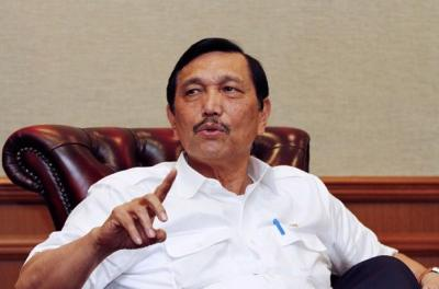 Luhut: 3 Pihak Ingin Lengserkan Jokowi