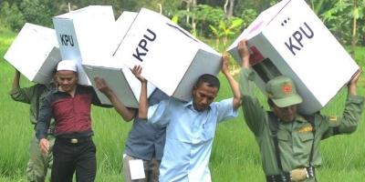 56 Orang Petugas KPPS Meninggal, Pemilu Serentak Sebaiknya Ditiadakan atau Diperbaiki?