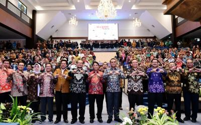 Pembangunan SPBE di Indonesia Harus Jalan