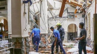 Bom Sri Lanka, Kekejaman Luar Biasa di Hari Raya