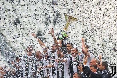 Juventus Terbuai Atmosfer yang Landai di Serie A