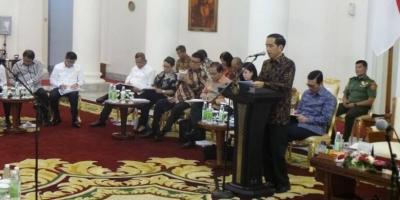 Jokowi Minta Harga Pangan Tak Bergejolak Saat Puasa