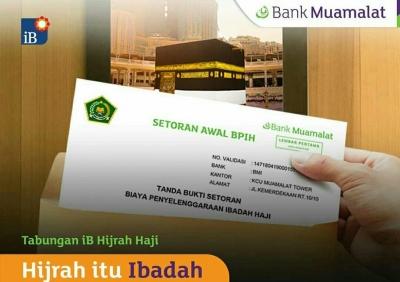"""Ayo Hijrah Secara """"Kaffah"""" bersama Bank Muamalat"""