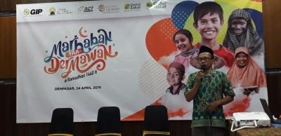 """ACT Bali Luncurkan Tema Kegiatan Ramadhan 2019 """"Marhaban Ya Demawan"""""""