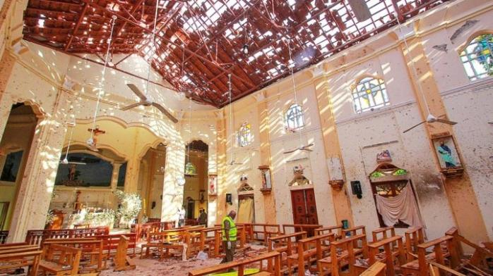 Teror Sri Lanka dan Islamphobia