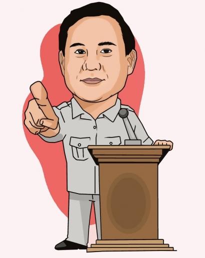 Satu Hal yang Menghalangi Prabowo Belum Jadi Presiden