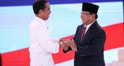 Memandang Rekonsiliasi Jokowi-Prabowo Seperti Relasi Suami dan Istri