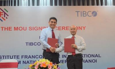 Setelah ITB dan Binus, TIBCO Berkolaborasi dengan IFI Vietnam Kembangkan Ahli Data
