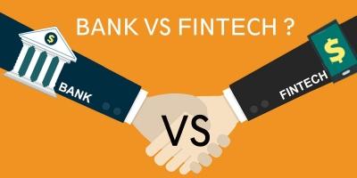 Bank vs Fintech, Siapa yang Akan Menang?