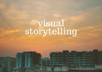 Visual Storytelling: Gambar yang Bercerita