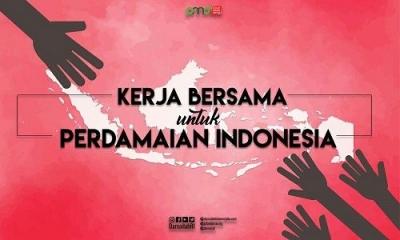 """Bersihkan """"Rumah"""" Indonesia dari Penyakit Hoaks dan Kebencian"""