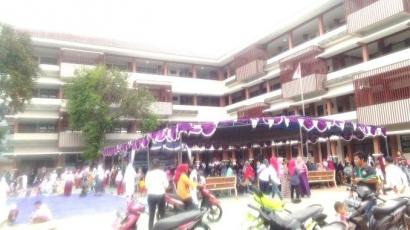 SD 02 Pagi Pondok Bambu, Gedungnya Kayak Hotel Saja