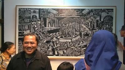 Eksibisi Seni Grafis Triennial ke VI Kembali Digelar di Indonesia