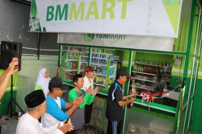 Yayasan BM Gelar Jalan Santai Sekaligus Peluncuran Baitul Mukminin Mart