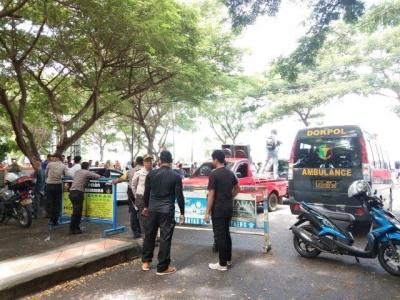 Gegara Pileg 2019 Masyarakat Tompobulu Bantaeng Blokir Jalan Negara