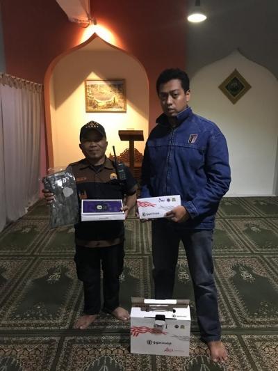 Komunitas Biker Sholeh Bali Tebar Kebaikan Sambut Bulan Suci Ramadhan