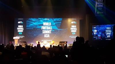 """Pasang Mata dan Telinga, """"World Football Summit Asia"""" Dimulai Hari Ini"""