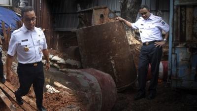 Kiat Jitu Anies Baswedan Atasi Ribut-ribut Banjir Ibu Kota
