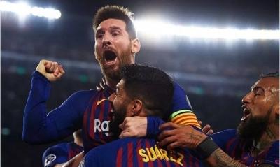 Barcelona 3-0 Liverpool, Tetap Semangat!
