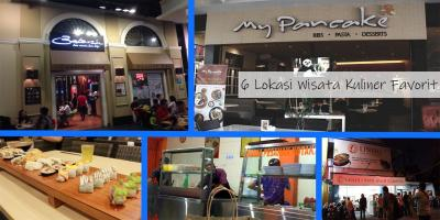 6 Lokasi Wisata Kuliner Favorit di Surabaya