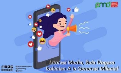 Generasi Kini Harus Mampu Padukan Teknologi dan Literasi
