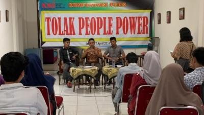 """""""People Power"""" Tidak Disetujui Oleh Seluruh BPN"""