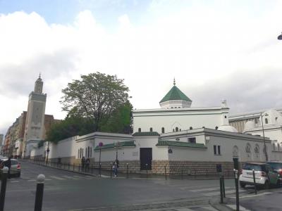 Perkenalkan, Inilah Masjid Tertua di Prancis