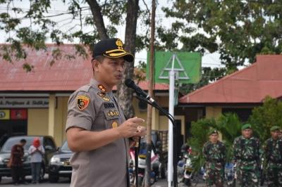 Polres Sidrap Larang Aktifitas Sahur On The Road