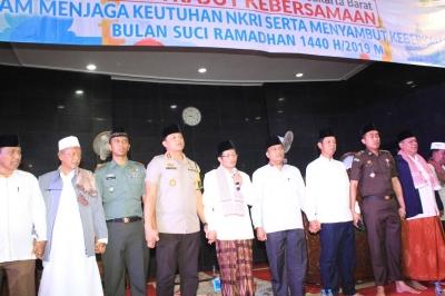 Sambut Ramadhan, Ulama, dan Umaro Jakarta Barat Komitmen Bersatu dalam Damai