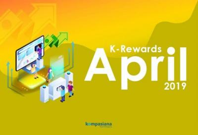 Pasca Pilpres 2019, K-Rewards Memakan Korban Seorang Kompasianer