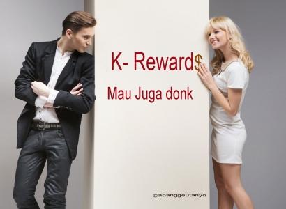 """K-Reward untuk Wanita Jangan Sampai """"Dijajah"""" Pria Sejak Dulu"""