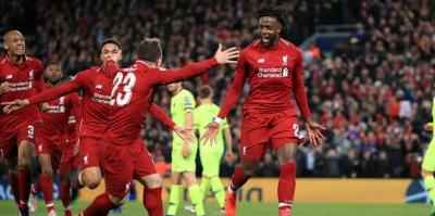 Liverpool Comeback, Apa yang Salah dari Barcelona?