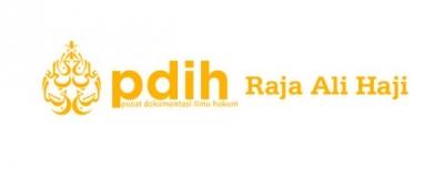 Raja Ali Haji, Pemikir Hukum Ketatanegaraan