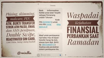 Cegah Modus Kejahatan Finansial Perbankan Saat Ramadan, Begini Caranya!