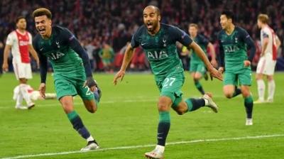 Fantastis, Tottenham Hotspur Kejar Liverpool ke Final!
