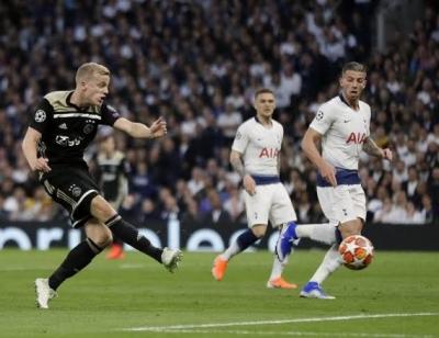 Drama Terindah bagi Tottenham Hotspur