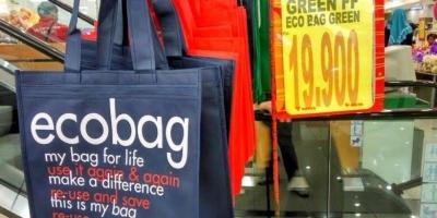 Membawa Eco Bag Saat Berbelanja Selain Ramah Lingkungan, Fashionable Juga