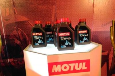 Motul Memperkenalkan Produk Oli Motul Moto 4T