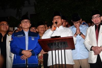 Akhir Pemilu dan Rapuhnya Koalisi Prabowo-Sandiaga
