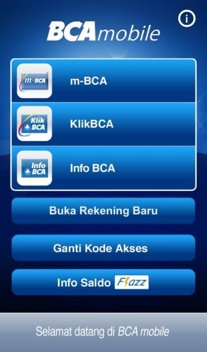 Generasi Simpel dan BCA Mewujudkan Kemudahannya dengan BCA Mobile