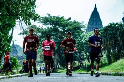 Acara Mandiri Jogja Marathon 2019 Sumbang Banyak Faedah