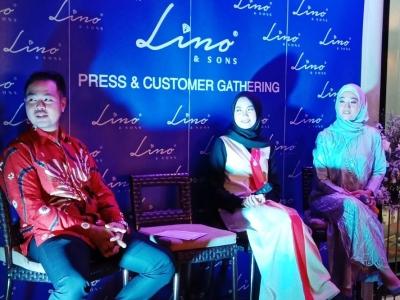 Peluncuran Koleksi Berlian untuk Ramadan dari Lino & Sons