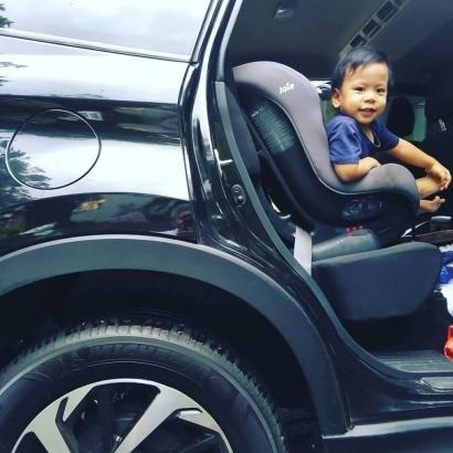 Tips Mudik Asyik Naik Mobil dengan Si Kecil