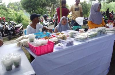 Takjil Rasa Nusantara di Sungailiat
