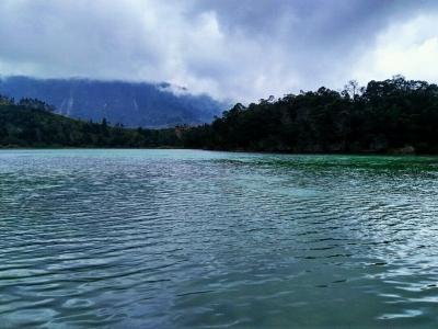 Wisata Dieng Jawa Tengah Indonesia