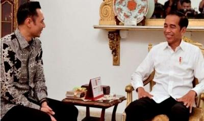 Ini Alasan Kenapa AHY Tolak Kursi Menteri di Kabinet Jokowi