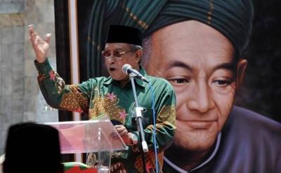 "Mengapa Kata ""Literasi"" Penting bagi Ulama, KH Aqil Said Siradj?"
